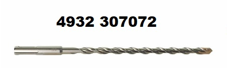 PUNTA SDS-PLUS M2 8X210