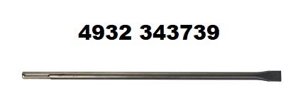 SCALPELLO SDS-MAX PIATTO 25X600MM