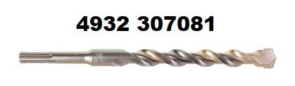 PUNTA SDS-PLUS M2 16X210