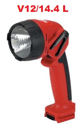 LAMPADA A BATTERIA 12V-14.4V