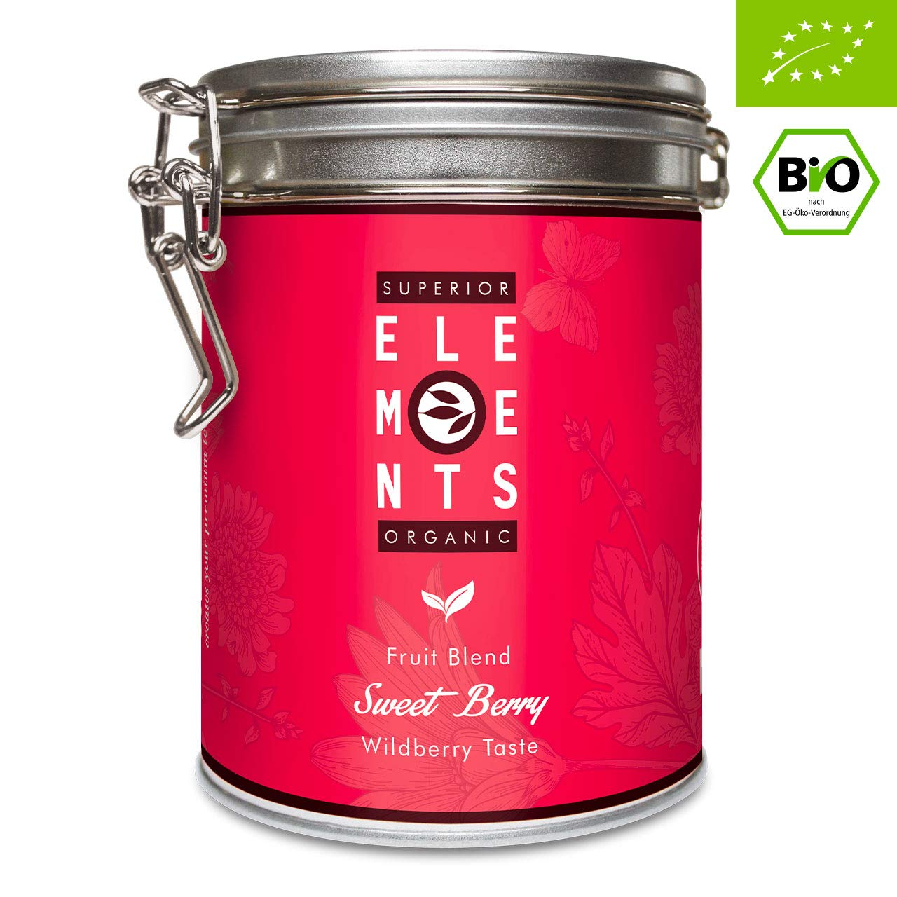 Sweet Berry - TIN da 100g/33tazze