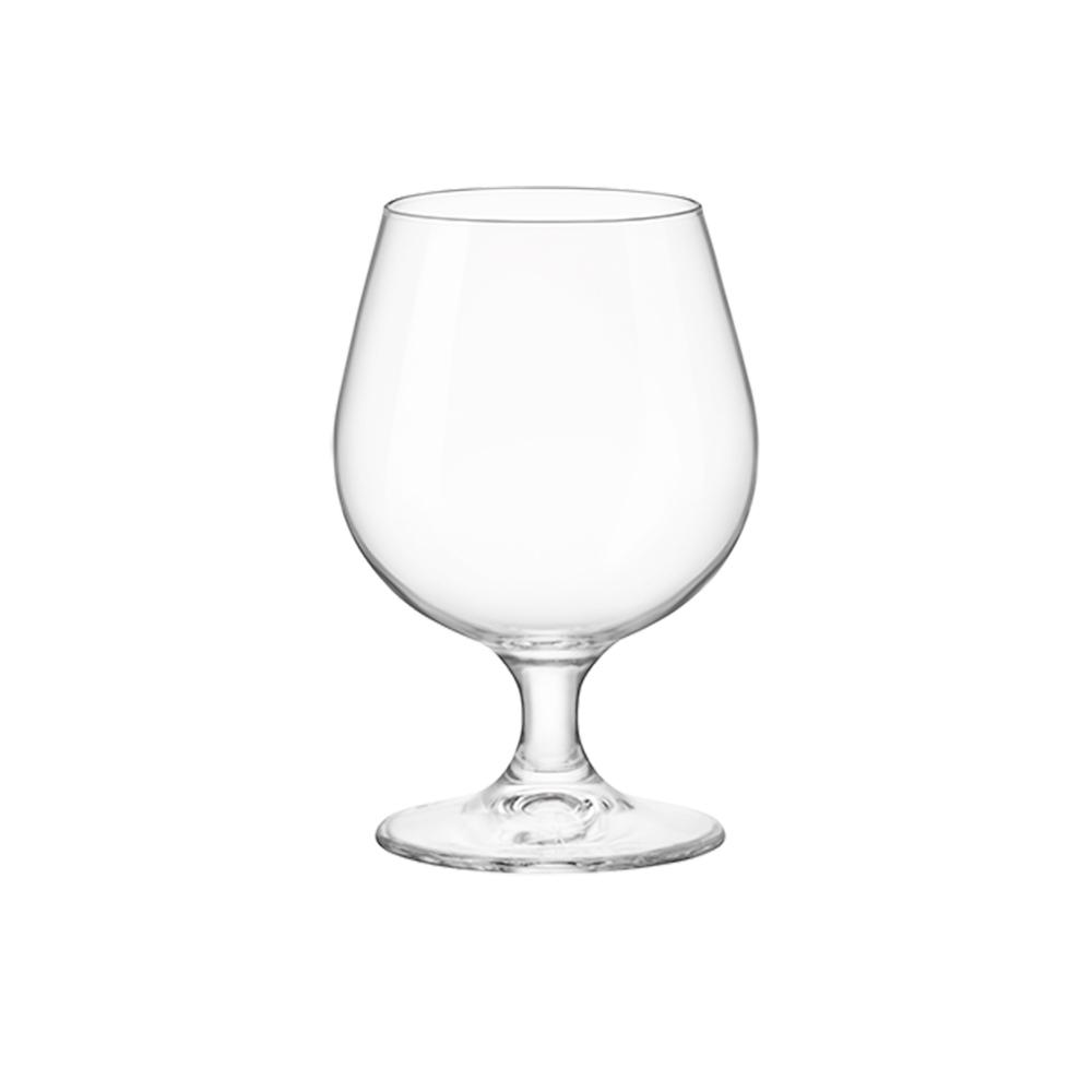 Bormioli Bicchiere Calice Cognac Riserva 6 pezzi