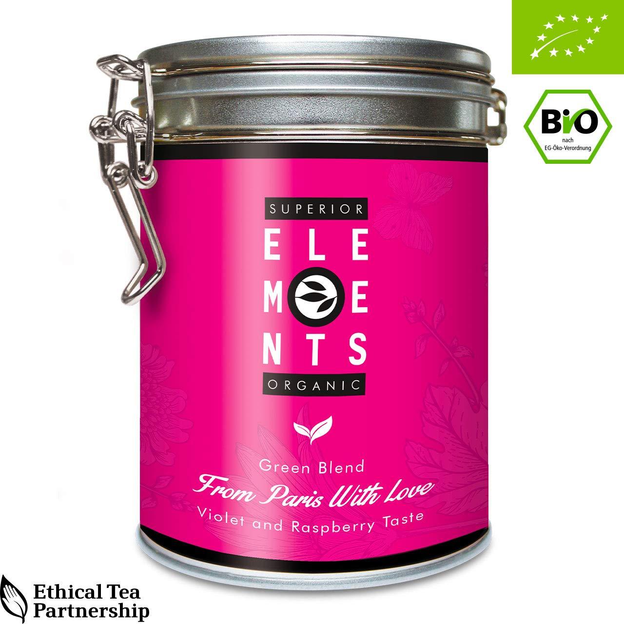 Tè From Paris with Love - TIN da 100g/33tazze