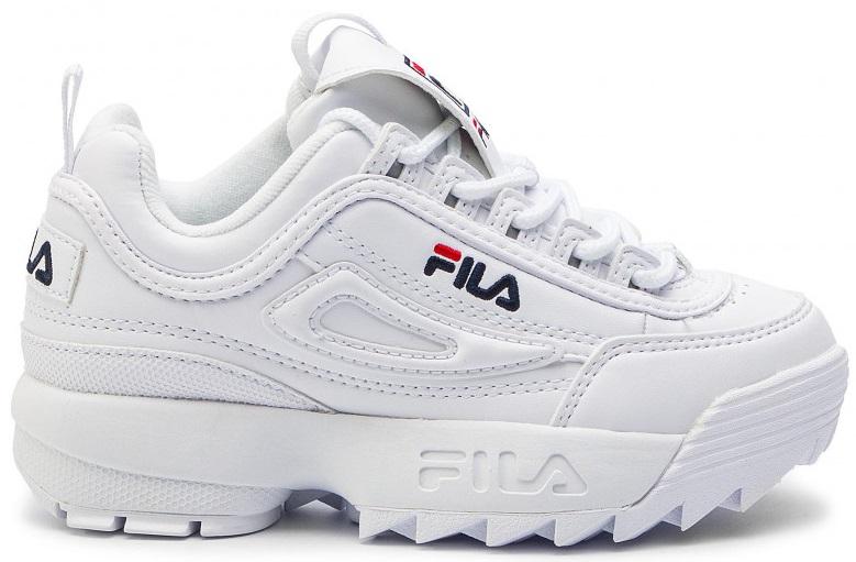 FILA 8 1010567.1FG.WHITE