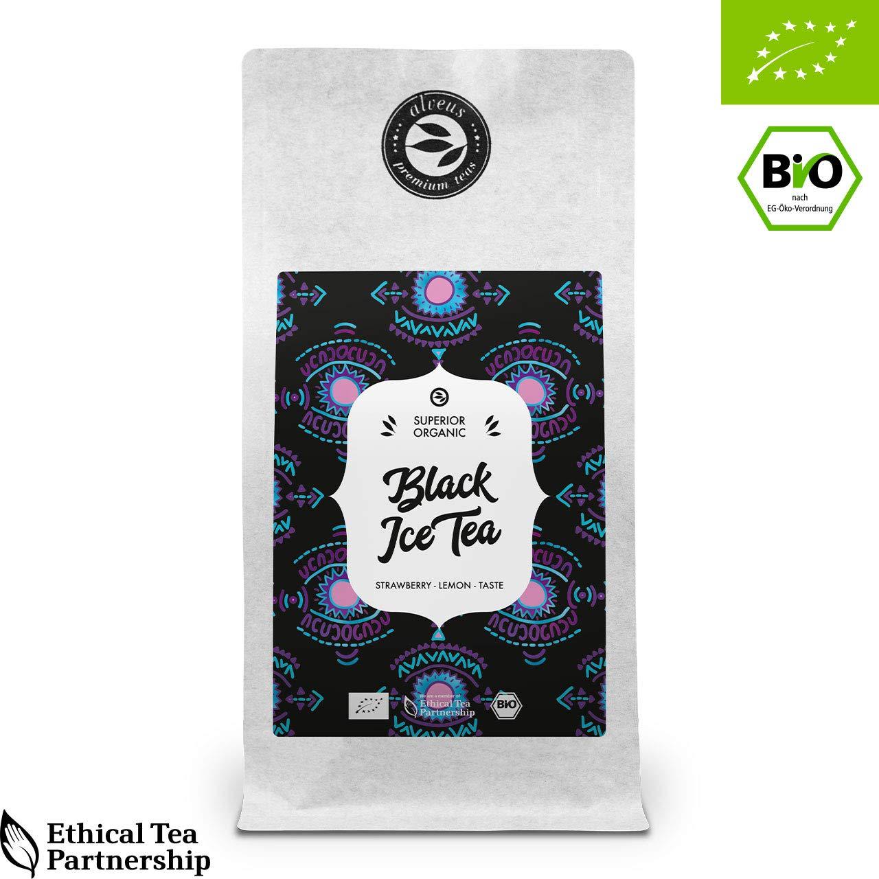 Tè Black Ice Tea - busta 100g