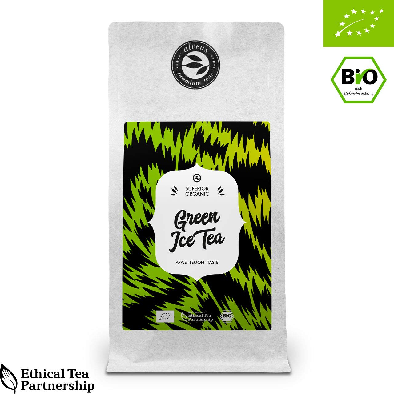 Tè Green Ice Tea - busta da 100g