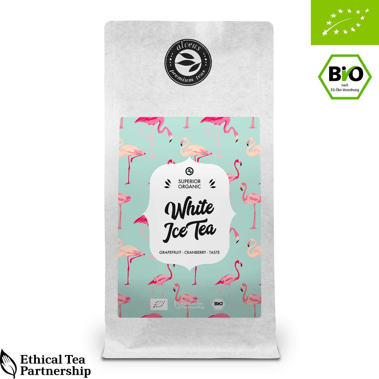 Tè White Ice Tea - busta da 100g