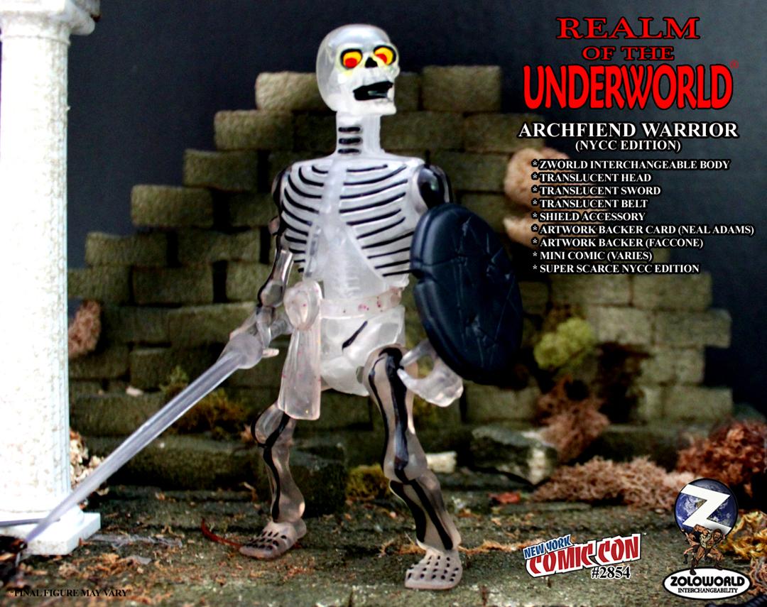 Realm of the Underworld: ARCHFIEND WARRIOR by Zoloworld