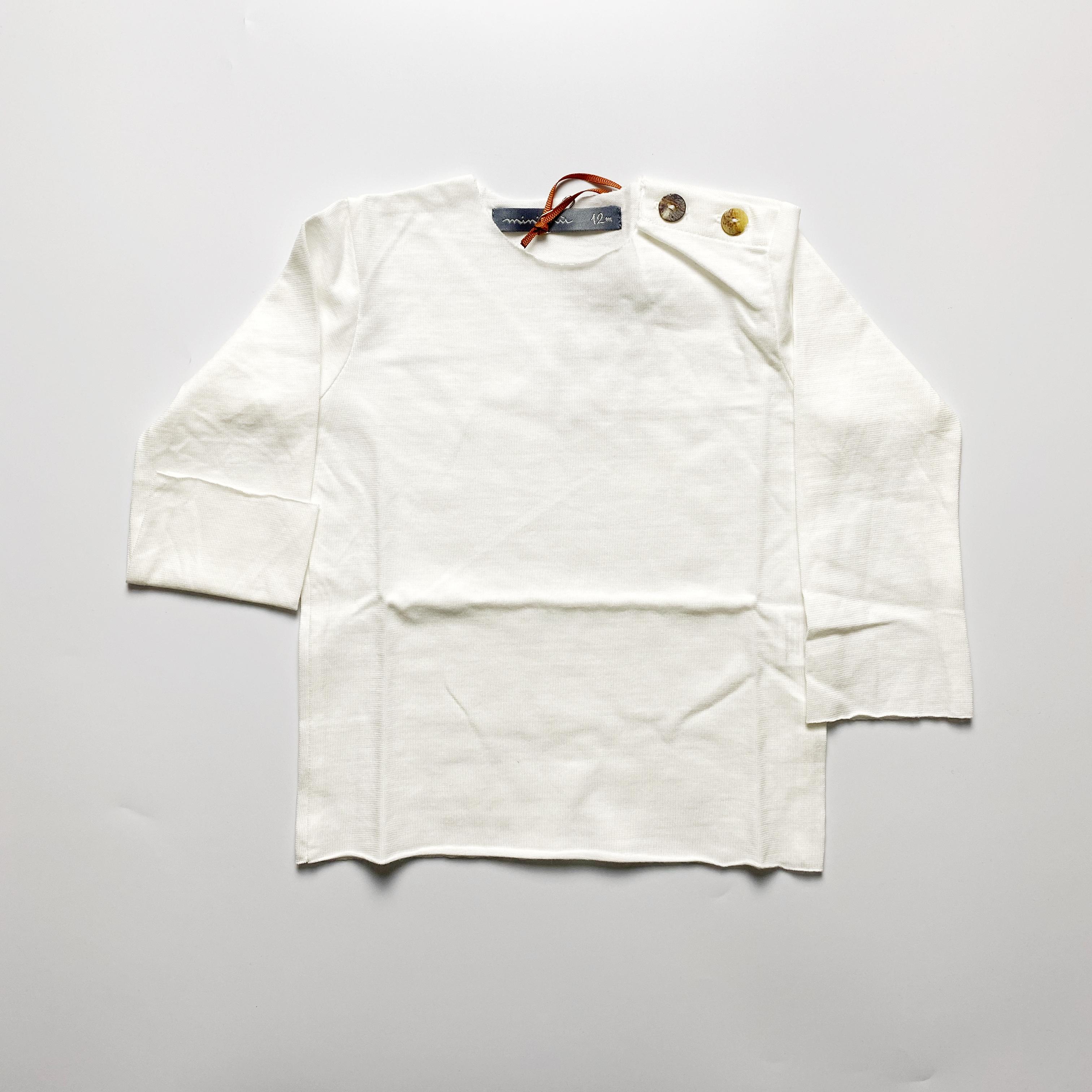 T-shirt basica 2bottoni