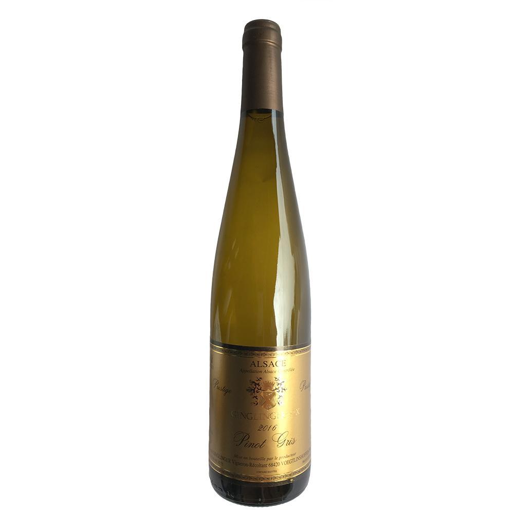 Pinot Blanc V.V. 2017 - Ginglinger-Fix