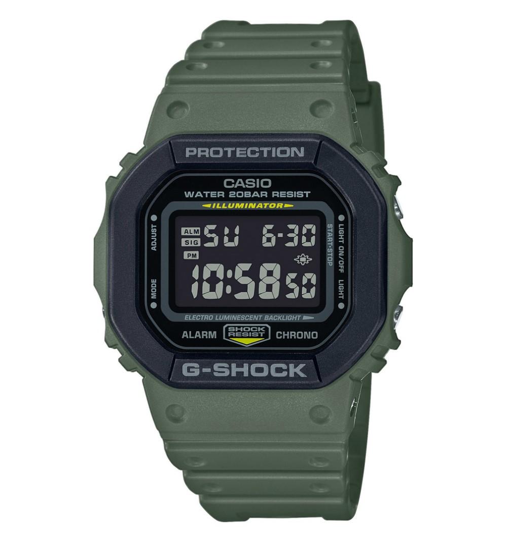 Orologio digitale Casio G-Shock militare