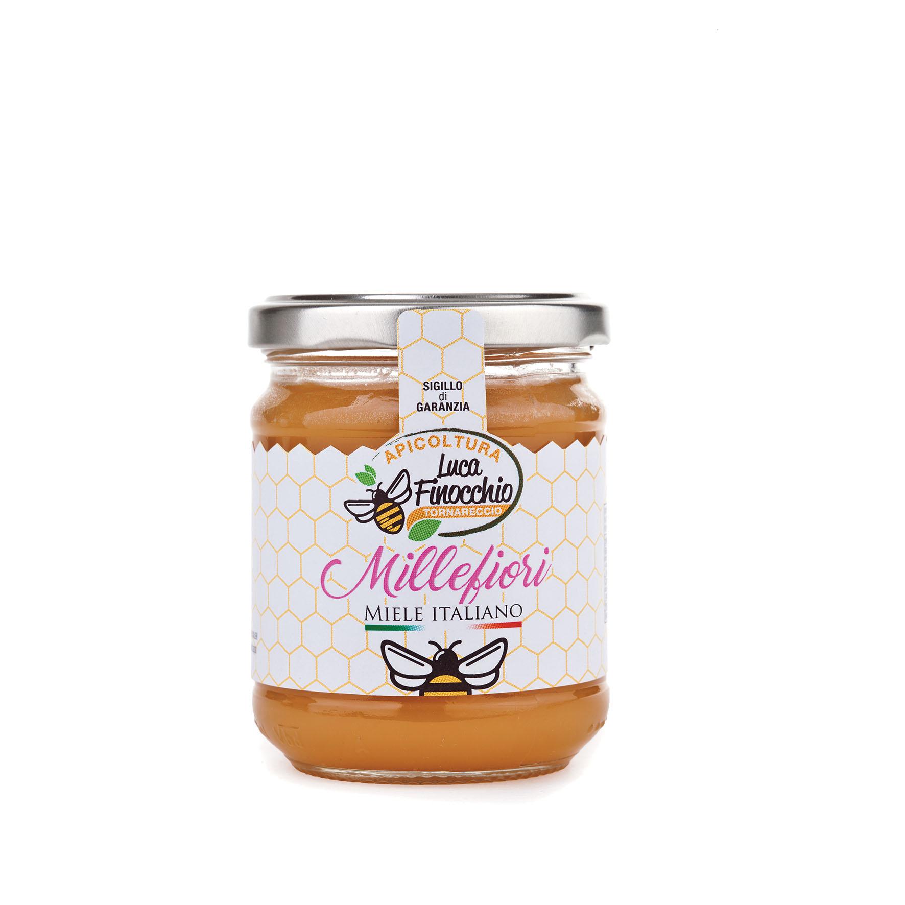 Miele Millefiori - vasetto da 500g