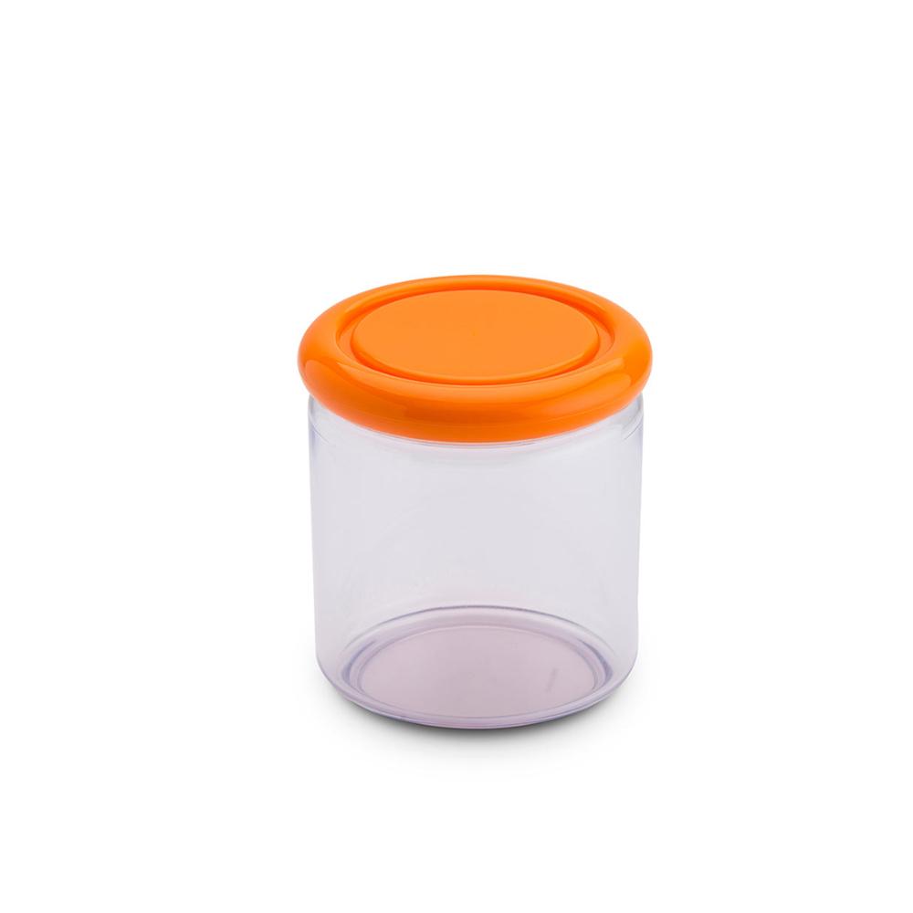 Omada Barattolo 0.75 Litri Sanaliving Arancio