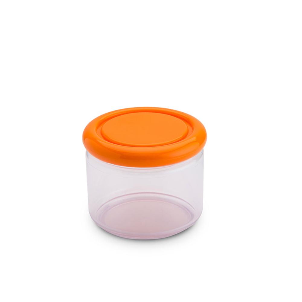 Omada Barattolo 0.50 Litri Sanaliving Arancio