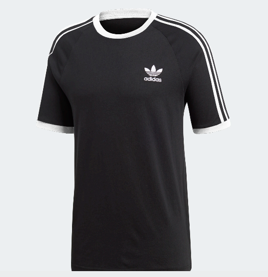 T-shirt uomo ADIDAS 3 stripes