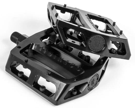 Fit Bike Co. Mack Alloy Pedali | Colore Black