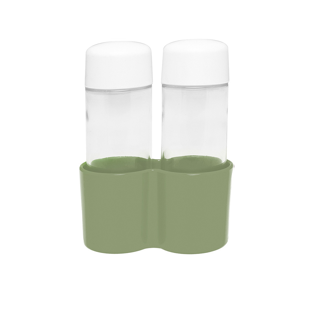 Omada Set Olio e Aceto Eat Pop Verde