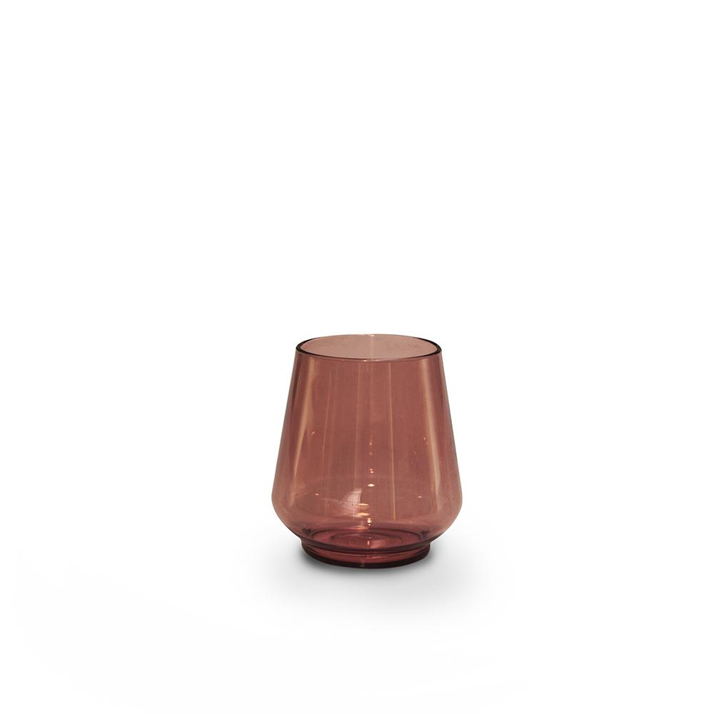 Omada Bicchiere 0.35 Litri Pangea Rosso Fuoco (Singolo)