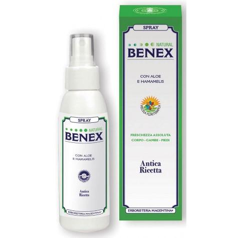 Natural Benex Spray - no gas  100 ml