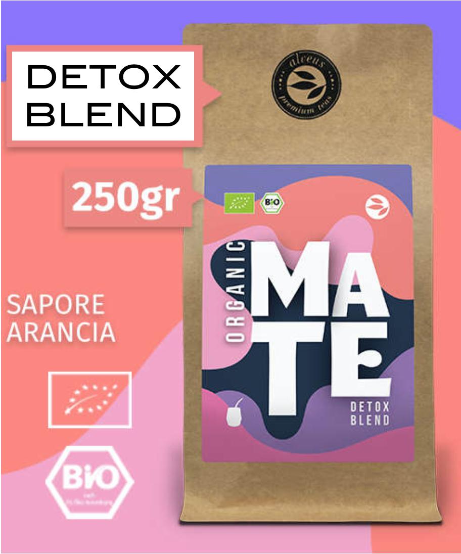 MATE Detox Blend - busta da 250g