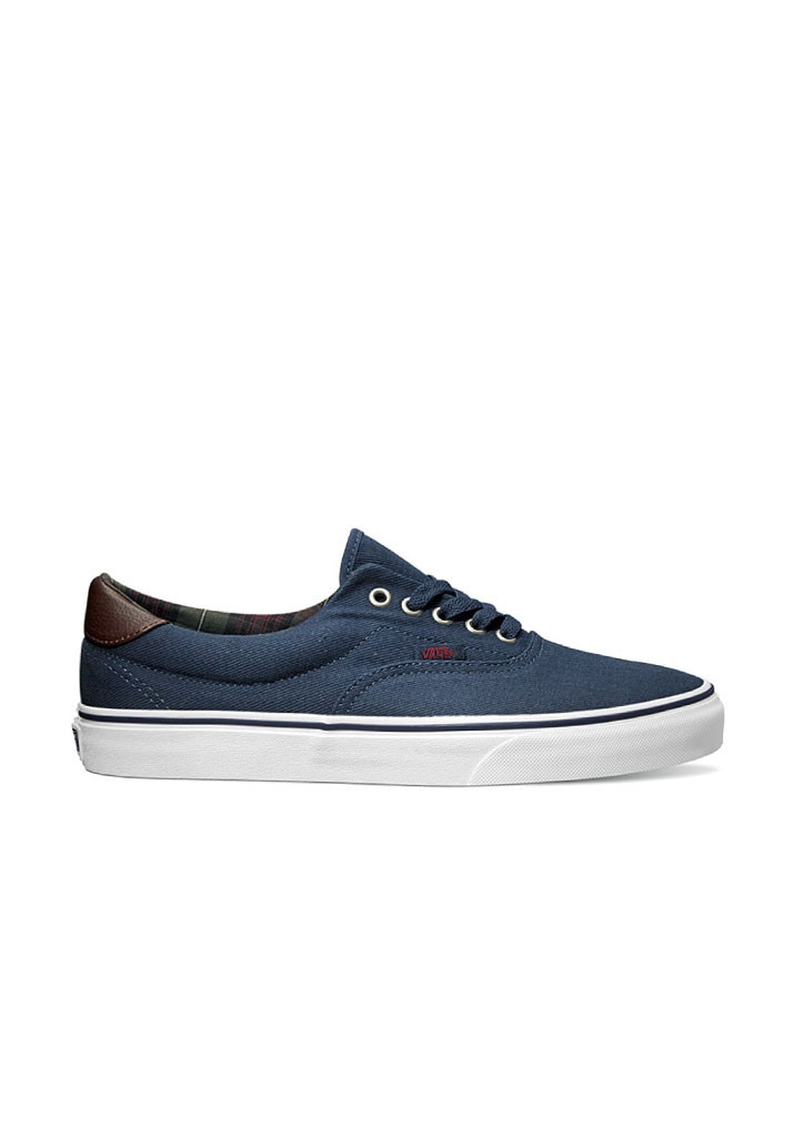 Vans Era 59 Plaid Dress Blues