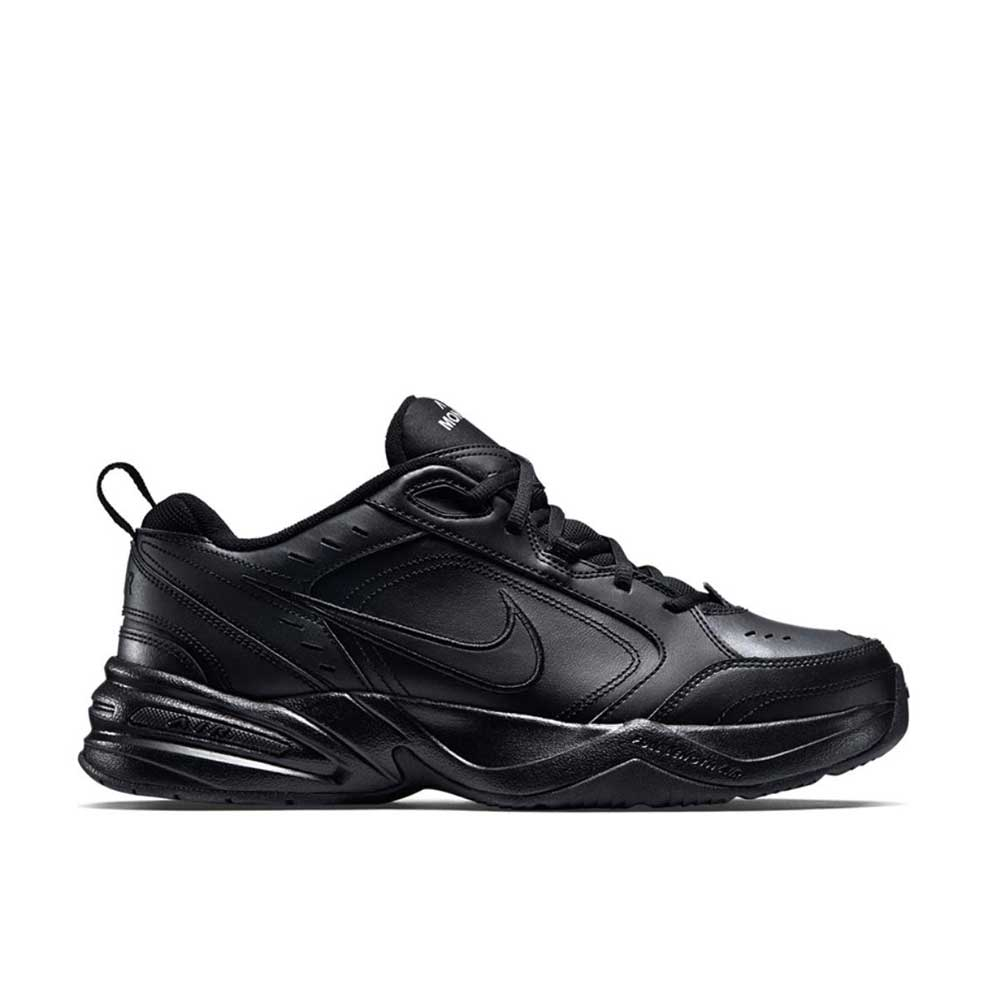 Nike Air Monarch IV Total Black da Uomo