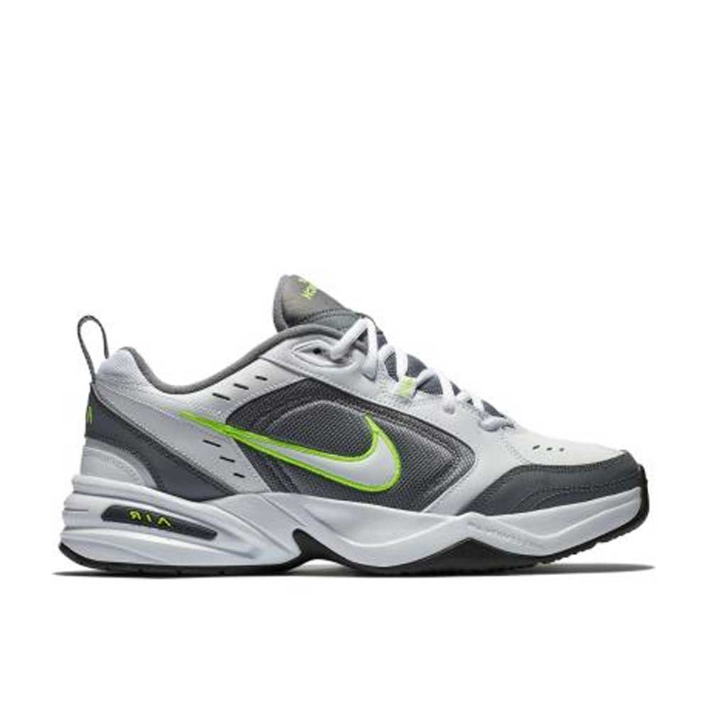 Nike Air Monarch IV White Cool Grey da Uomo