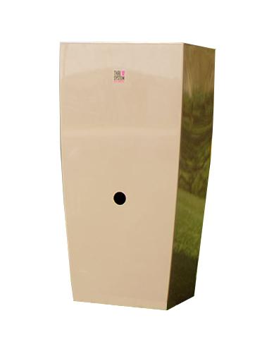 Thay System Vaso Anti Zanzare diametro 35 cm colore marrone