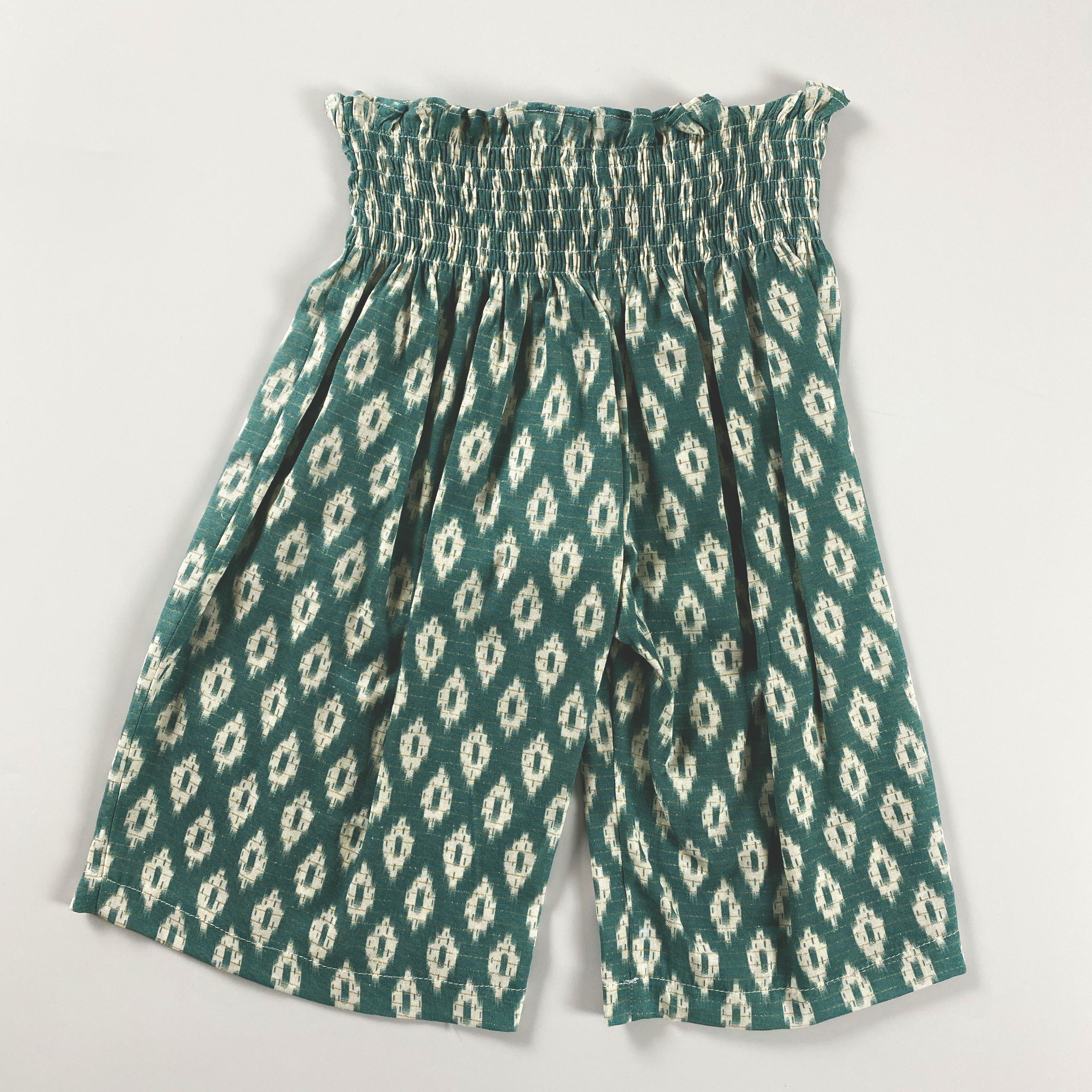Pantalone a fantasy geometrica