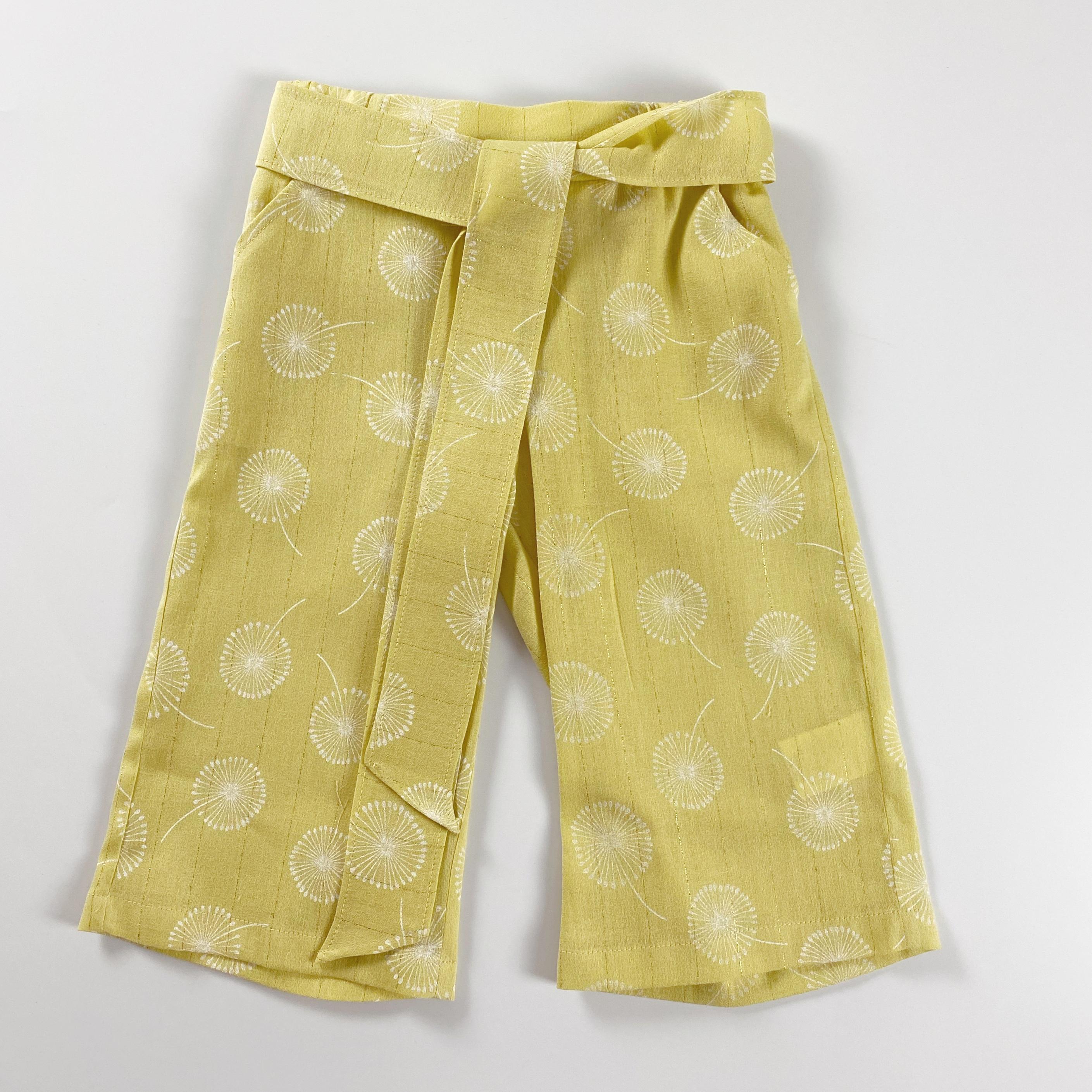 pantalone in lurex