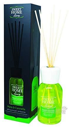 Sweet Home Luxury Profumatore Ambiente Mela & Cannella 250 ml