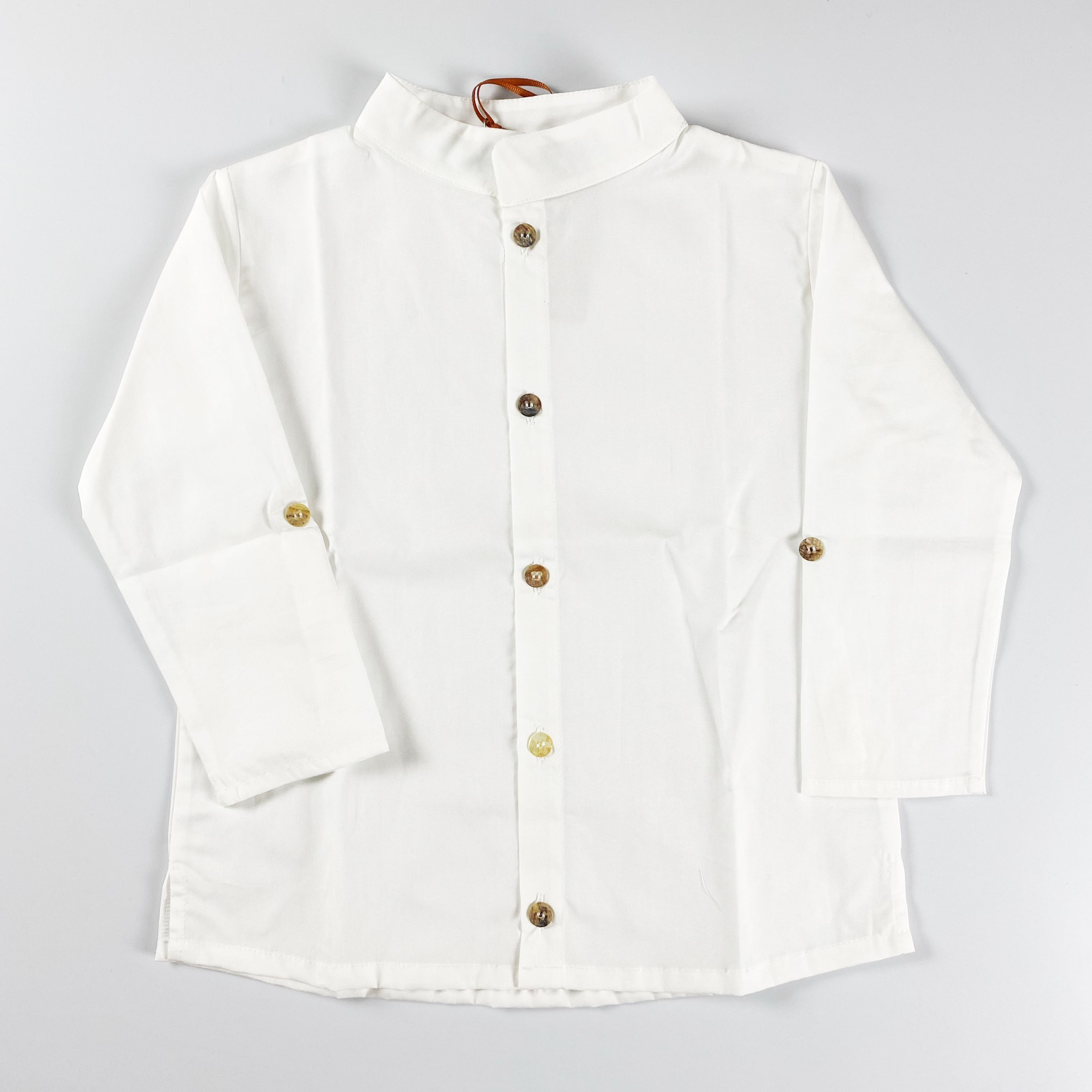 Camicia Korea mussola