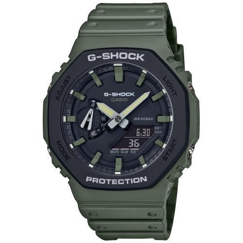 Orologio casio G-shock verde militare