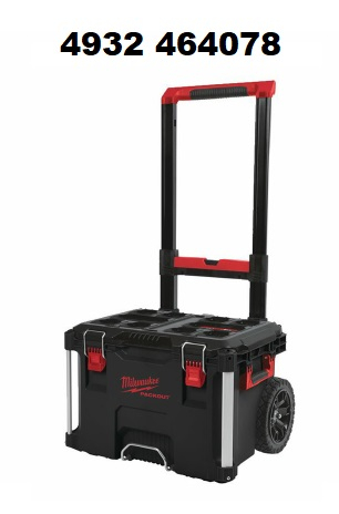 PACKOUT TROLLEY BOX CON RUOTE
