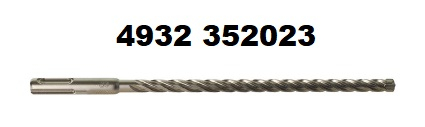 PUNTA SDS-PLUS MX4 8X215