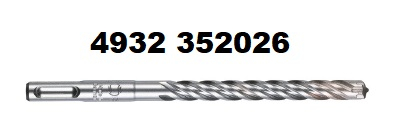 PUNTA SDS-PLUS MX4 10X160