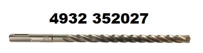 PUNTA SDS-PLUS MX4 10X210