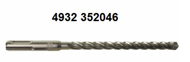 PUNTA SDS-PLUS MX4 8X165