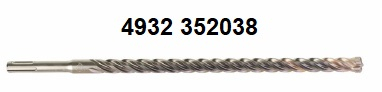 PUNTA SDS-PLUS MX4 14X310