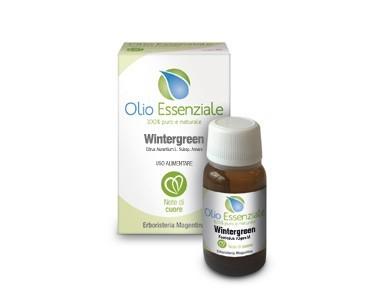 Olio Essenziale Wintergreen 10 ml