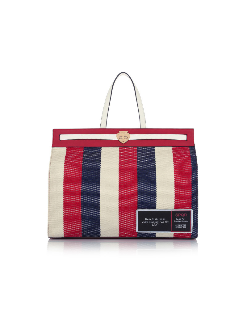SHOPPING ON LINE LE PANDORINE MARACAIBO BAG TO DO RED NEW COLLECTION WOMEN'S SPRING SUMMER 2020