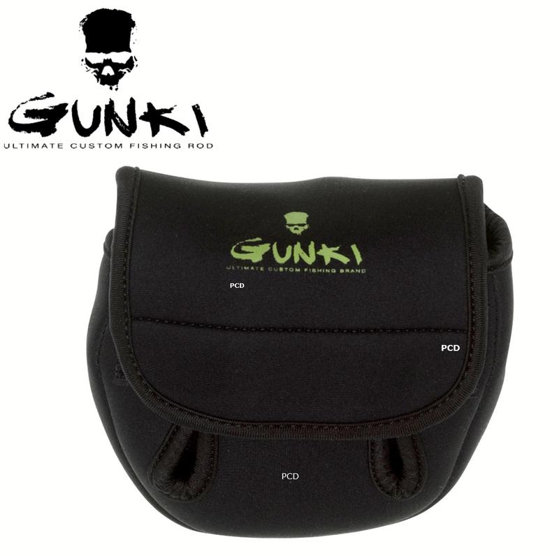 Gunki - Reel cover spin