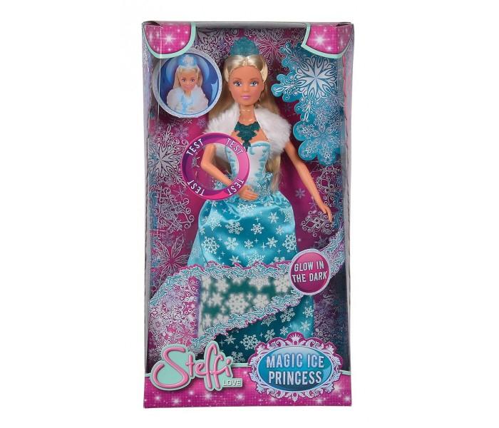 STEFFY LOVE MAGIC ICE PRINCESS 105733287 SIMBA NEW