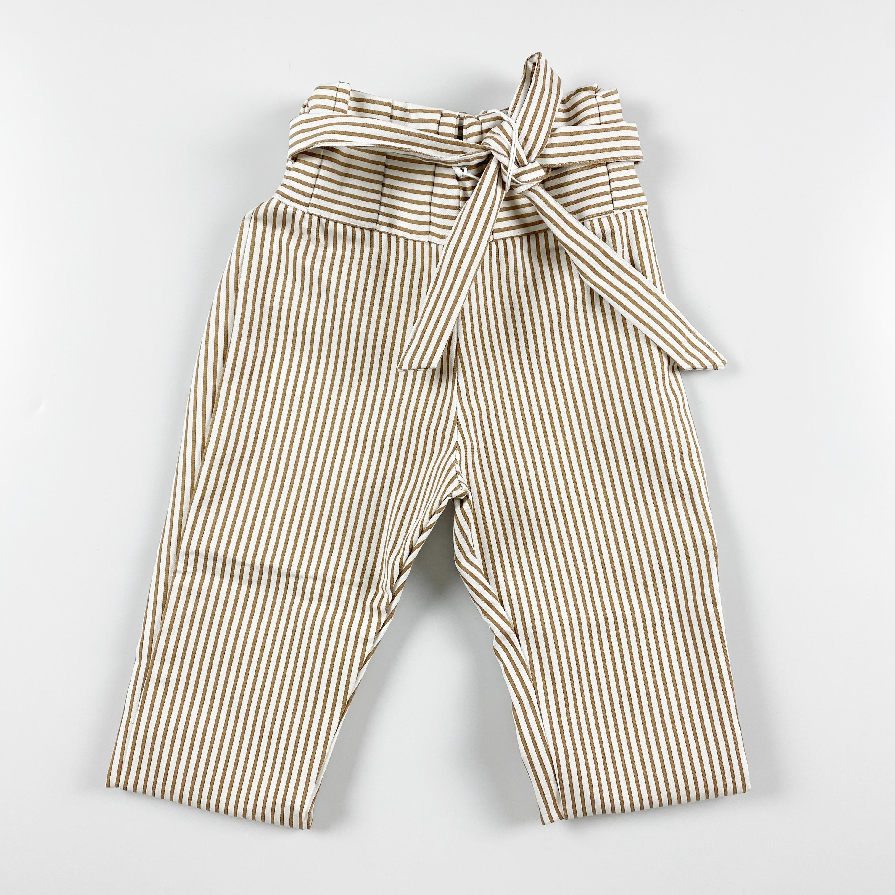 Pantalone con righe