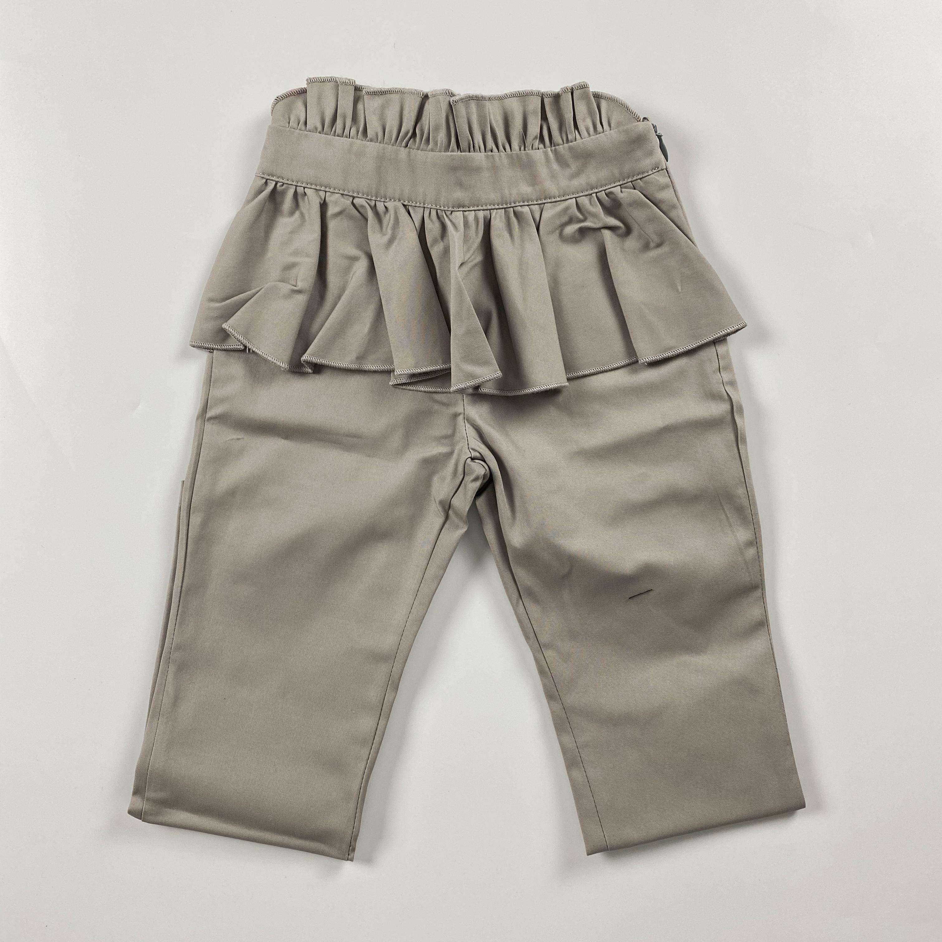 Pantalone con ruge