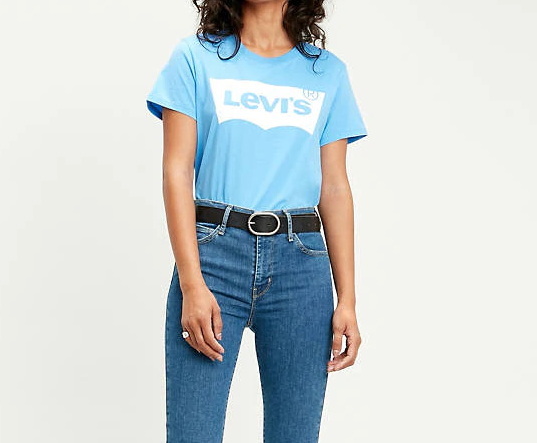 T-shirt donna LEVI'S THE GRAPHIC PERFECT TEE