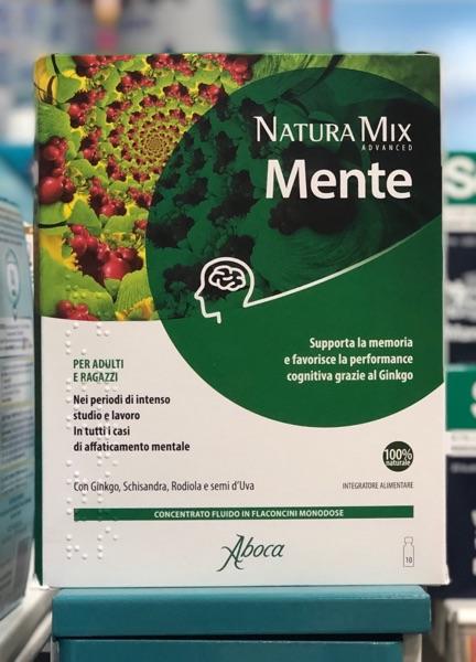 Natura Mix MENTE 10 Flaconcini