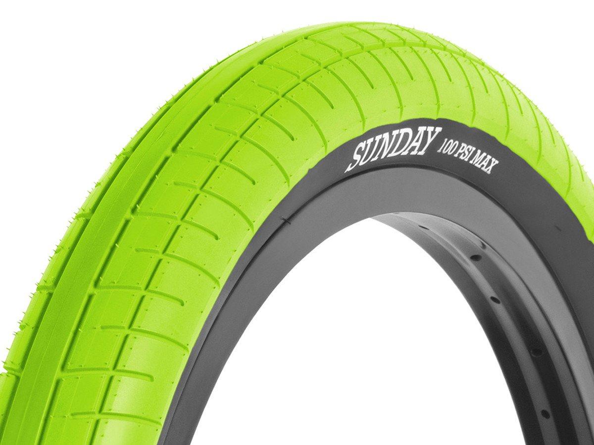 Sunday Street Sweeeper Copertone |  Colore Green