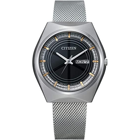 orologio solo tempo uomo Citizen Special Edition Crystron