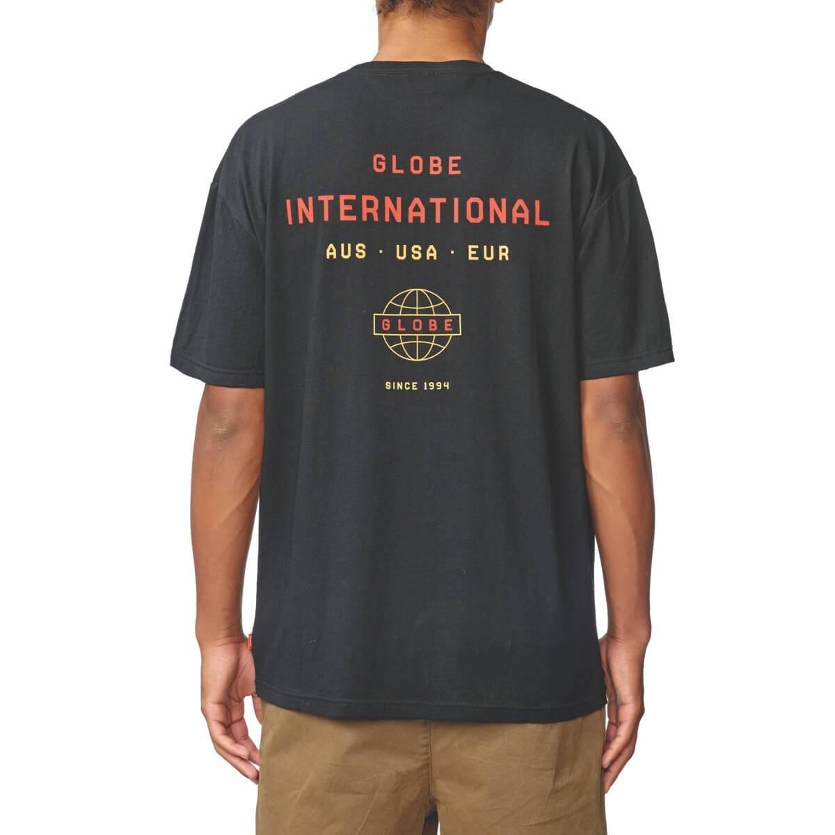 T-Shirt Globe Internations Tee SS20